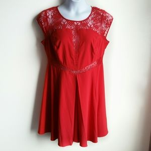 Forever 21 red NWT dress size 1X